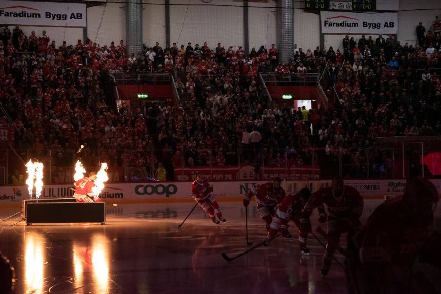 1 Timrå IK - Modo Hockey Entré