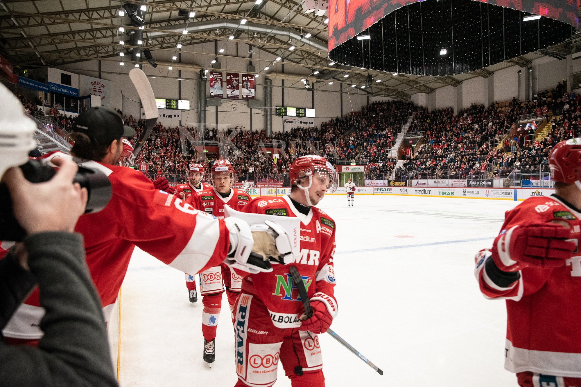8 Timrå IK - Modo Hockey Jonathan Dahlen